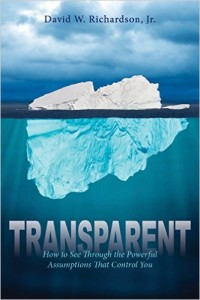Transparent  front cover