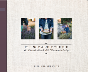 Pie snip from full cover